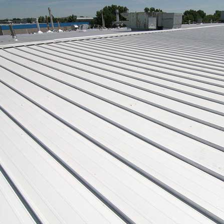 Metal Roofing - After Repairs