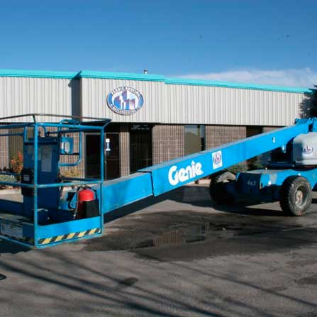 Peddie Roofing Special Equipment Genie
