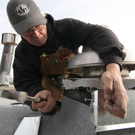 Peddie Roofing - Roof Repair