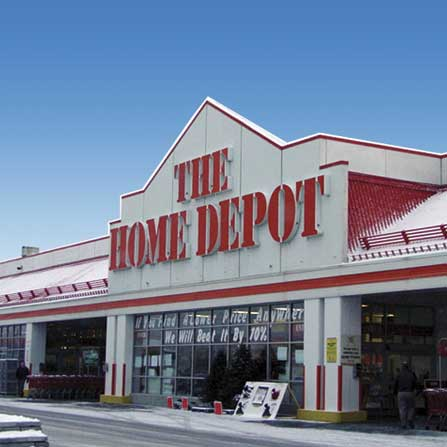 Peddie Roofing Project - The Home Depot